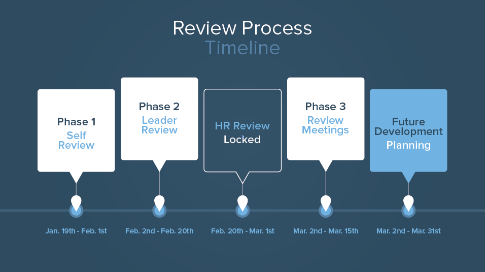 Review Process Timeline