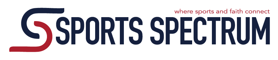 Sports spectrum logo 4 color