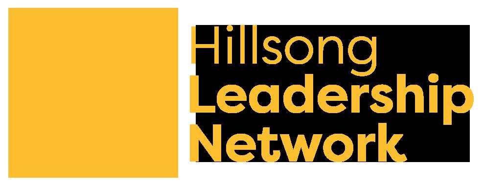 Hillsong logo yellow
