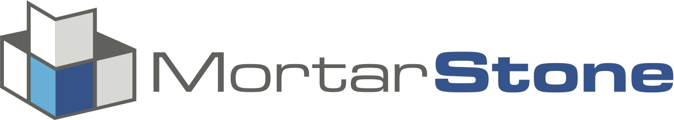 Mortarstone logo color