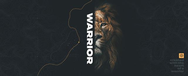Warrior  artwork 640x260